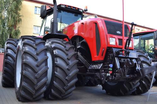 Устройство трактора «Беларус – 4522»