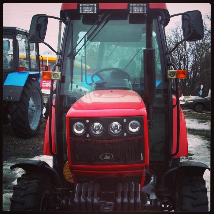 Кабина трактора МТЗ 622
