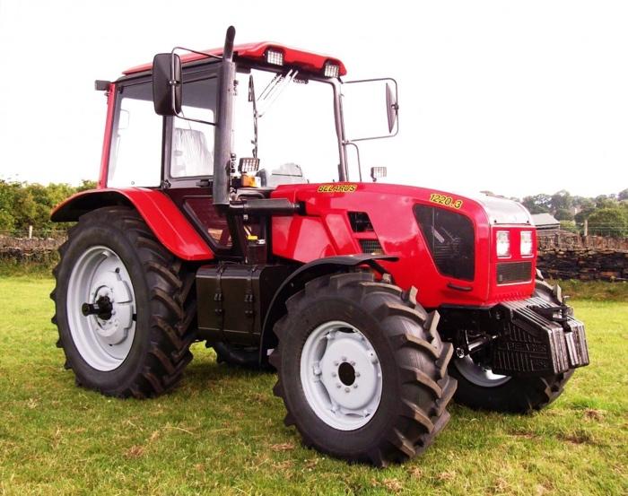 Трактор МТЗ нового поколения
