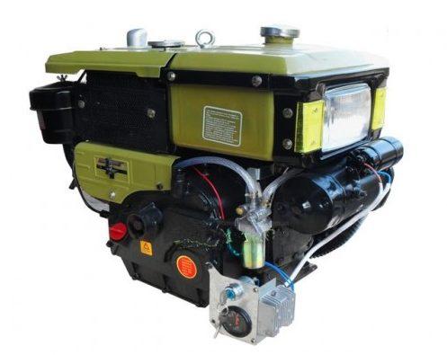Двигатель Зубр 12е