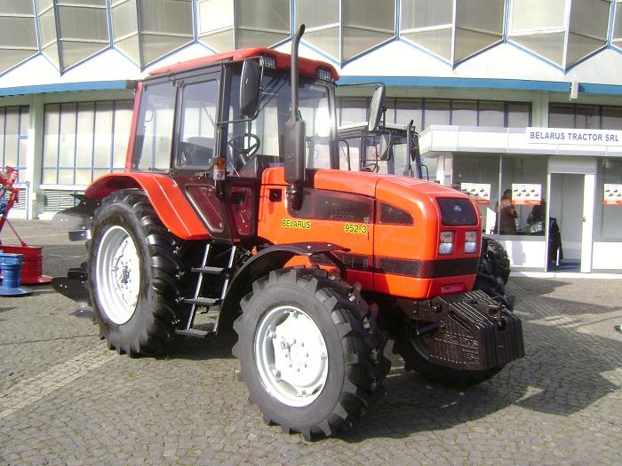 Новый трактор МТЗ 952.3
