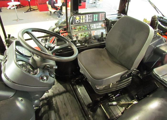 Кабина трактора беларус 3522