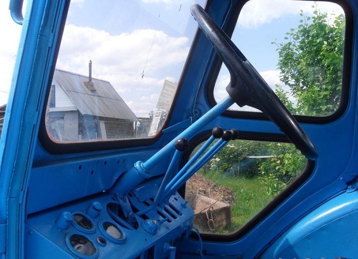 Кабина трактора т 40 ам