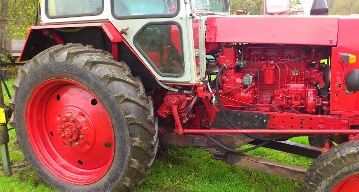Устройство трактора юмз 6