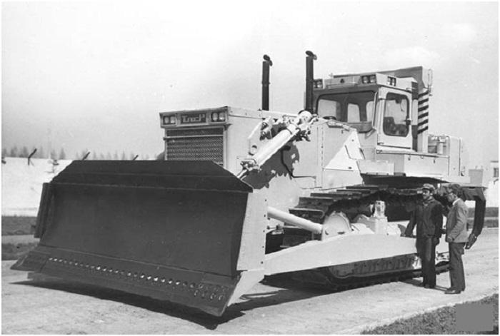 один из первых Т 500