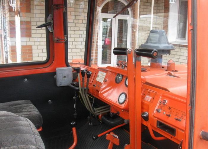 Кабина трактора дт-75
