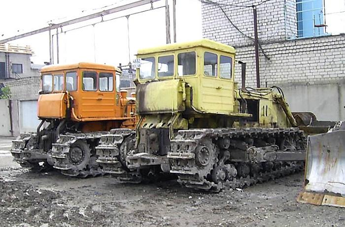 трактора т 180