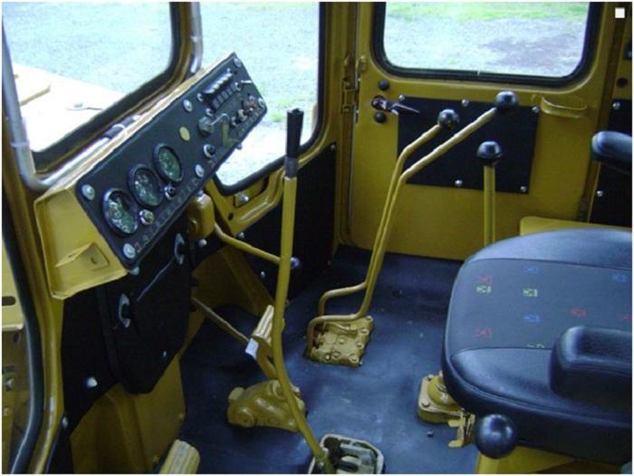 Кабина Т 130