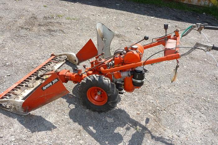 Тракторы №86 - TZ 4K-14