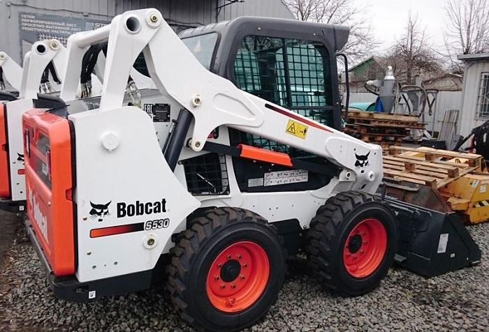 Мини-погрузчик bobcat s530