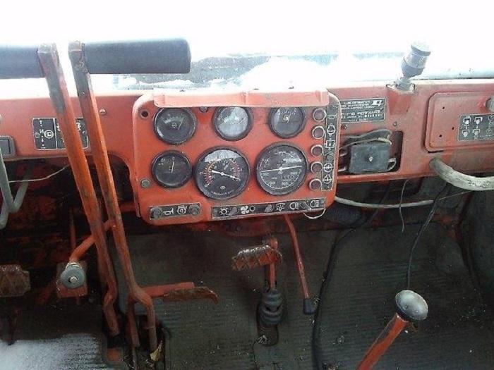 Кабина трактора ДТ 175 Волгарь