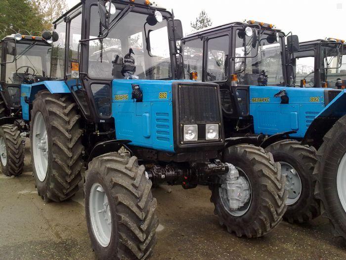 Трактора МТЗ 892