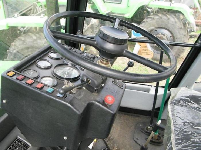 Кабина РТМ 160