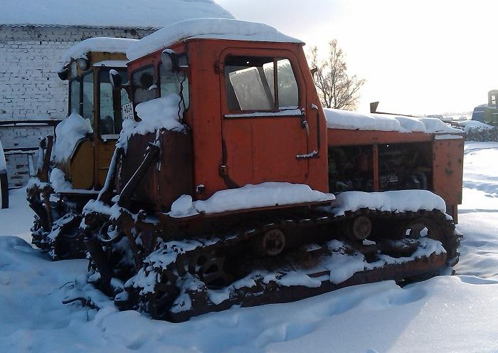 Трактора Т 4