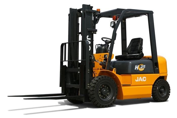 Вилочный погрузчик JAC CPCD 25