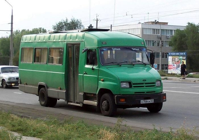 ЗИЛ 5301 Бычок автобус