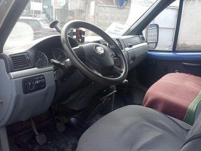 Кабина ГАЗ 3302