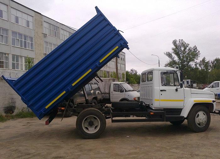 Фото ГАЗ 3309