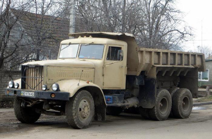Аналоги грузовика КРАЗ, цена и комплектация