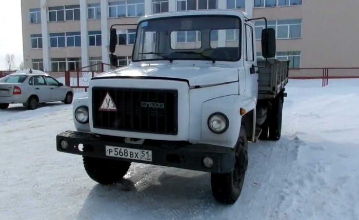 Аналоги ЗИЛ 4331 в России