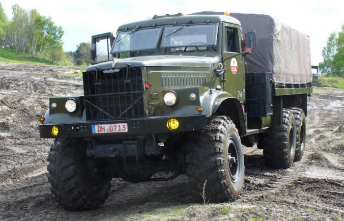 Где купить аналоги советских грузовиков