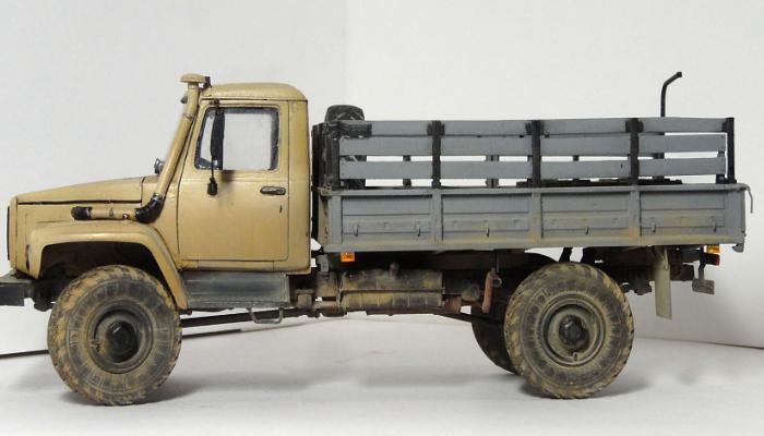Купить поддержанный ГАЗ 3308