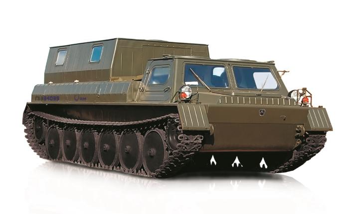 Новые модели и история ГАЗ-7