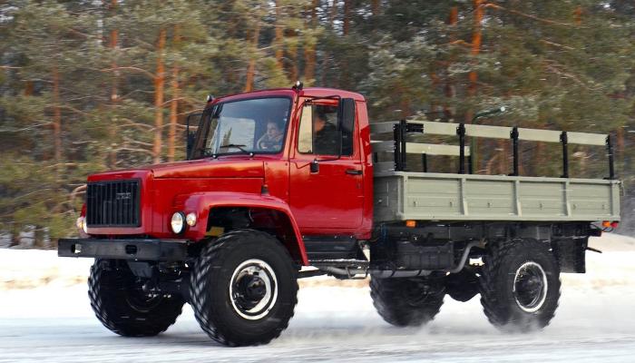 Расход топлива на ГАЗ 3308 2
