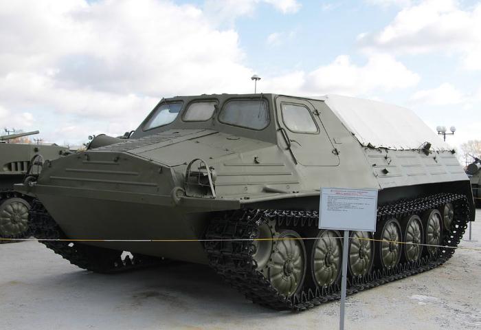Модификации вездехода ГТТ, ЗИЛ-157, ГТ-ТБУ