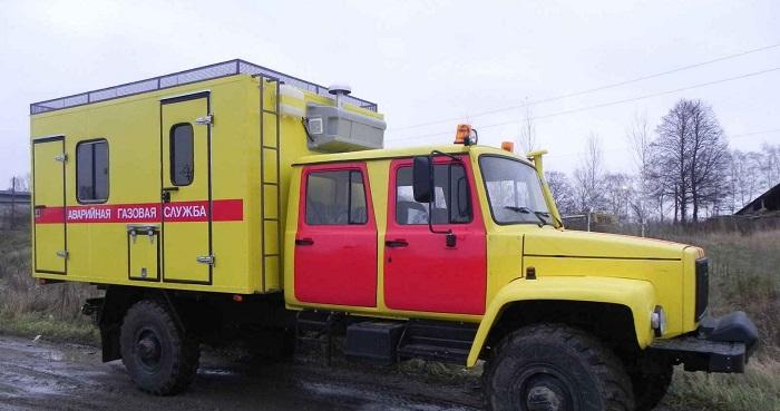 Автомобиль для спецслужб