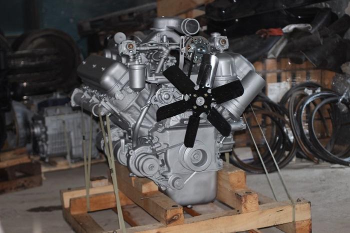 Двигатель на трактор