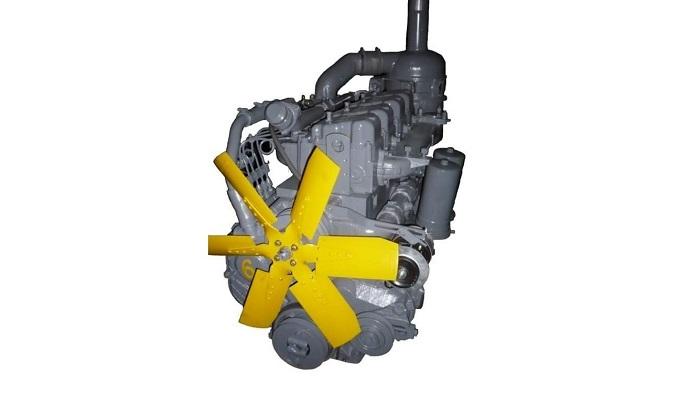 Образец двигателя
