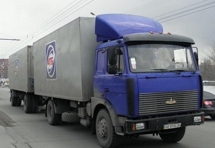 Тюнинг МАЗа