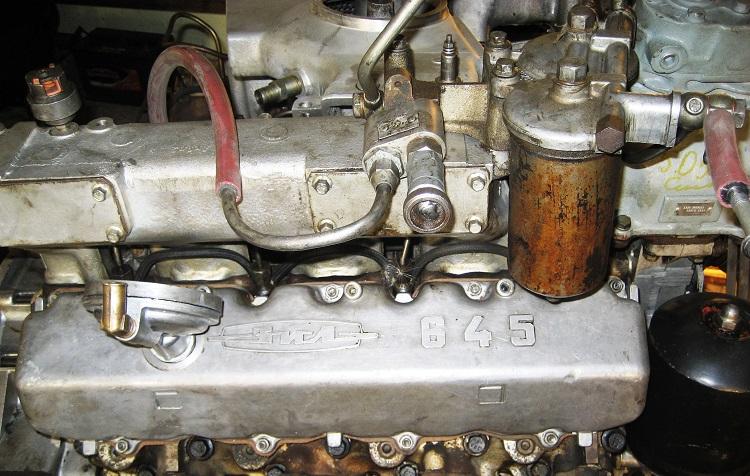 Мотор ЗИЛа