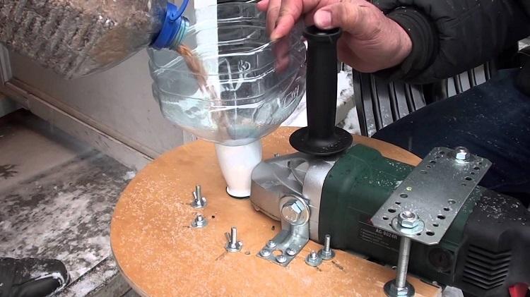 Самодельная зернодробилка своими руками: чертежи, размеры, видео