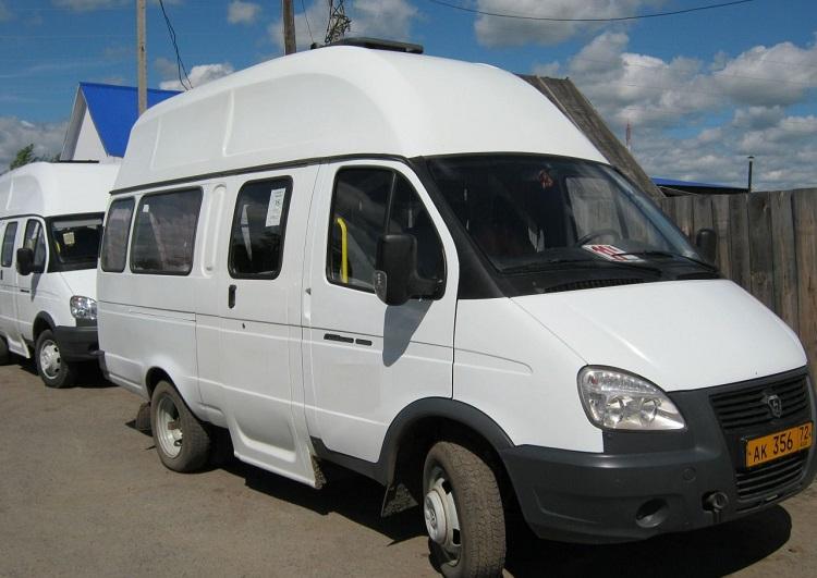 Микроавтобус Луидор
