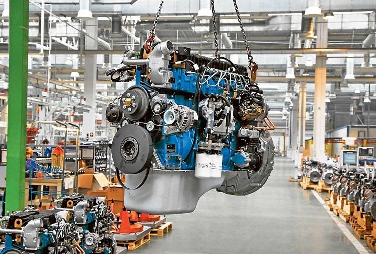 Изготовление мотора ЯМЗ