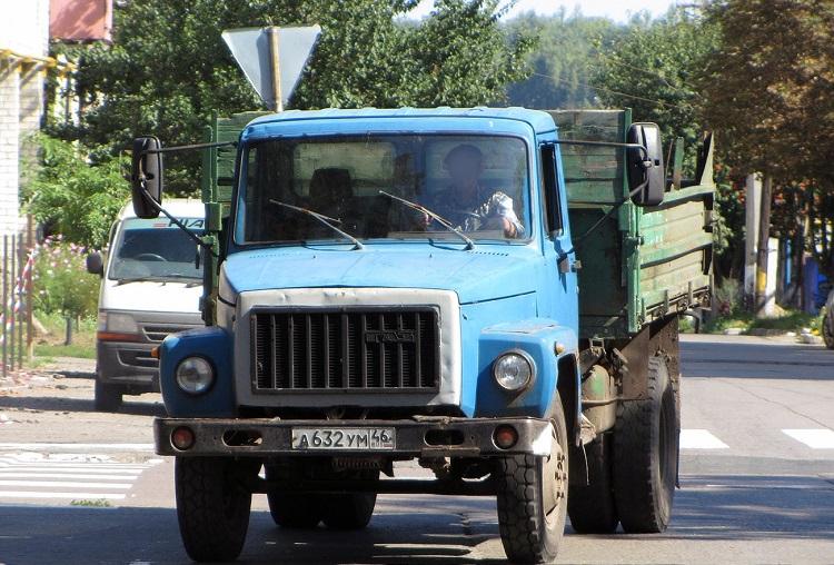 Грузовик ГАЗ 3306