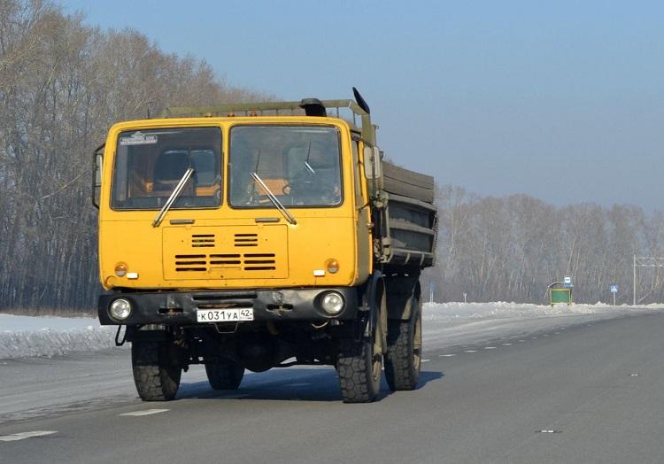 Грузовой автомобиль КАЗ
