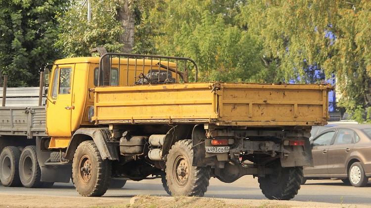 Кузов грузовика