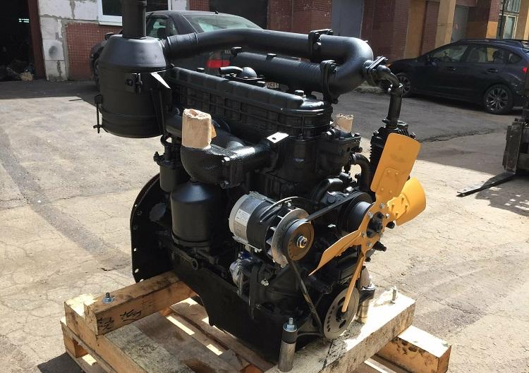 Мотор Д-240