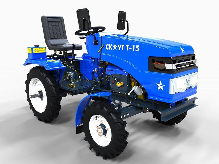 Трактор Скаут