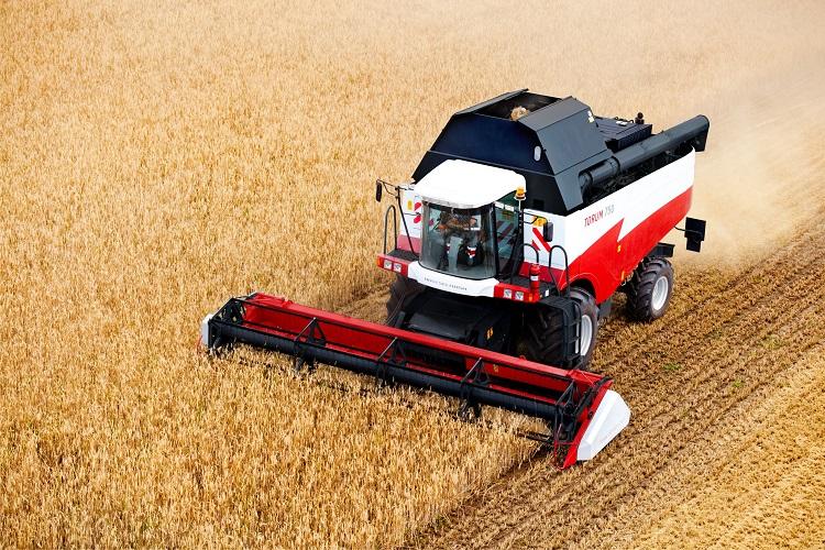 Комбайн для уборки зерна