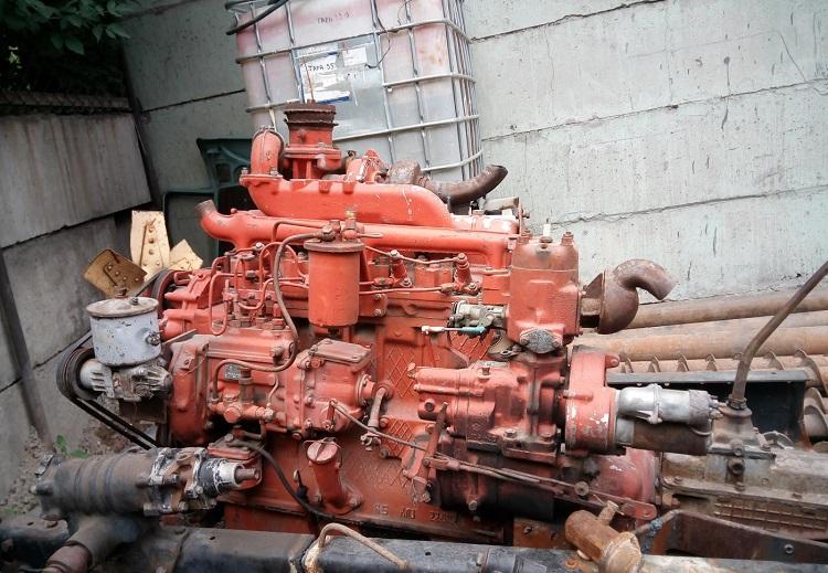 Мотор СМД
