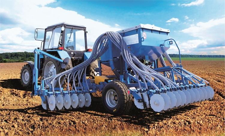 Сеялка для зерновых культур