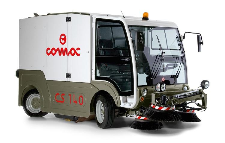 Модель CS140 Twin Action от Comac