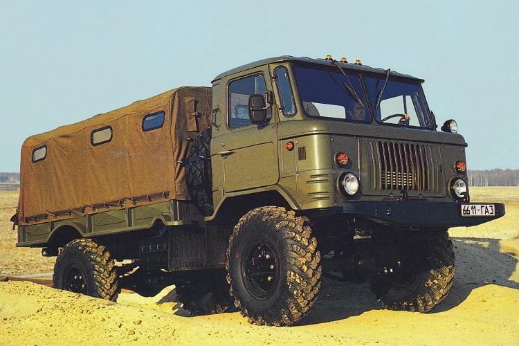Модификация ГАЗ-66