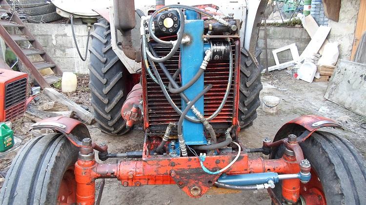 Переделка трактора МТЗ