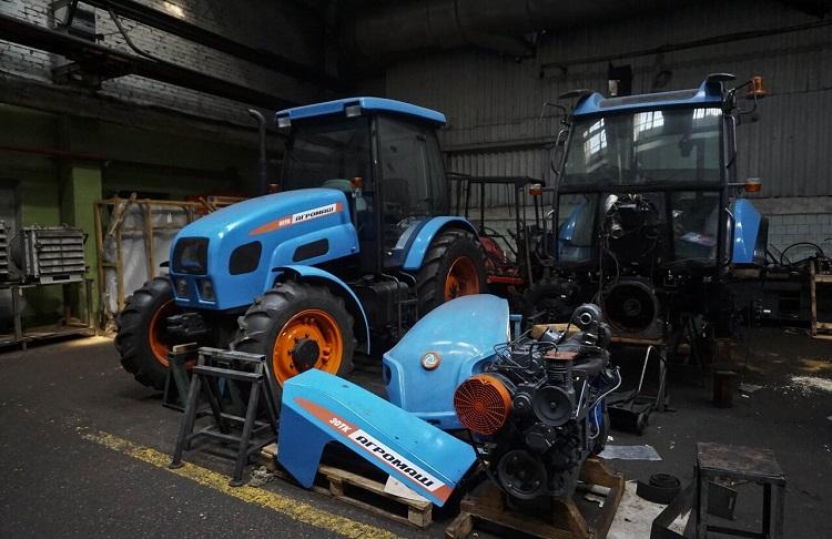 Тракторный завод