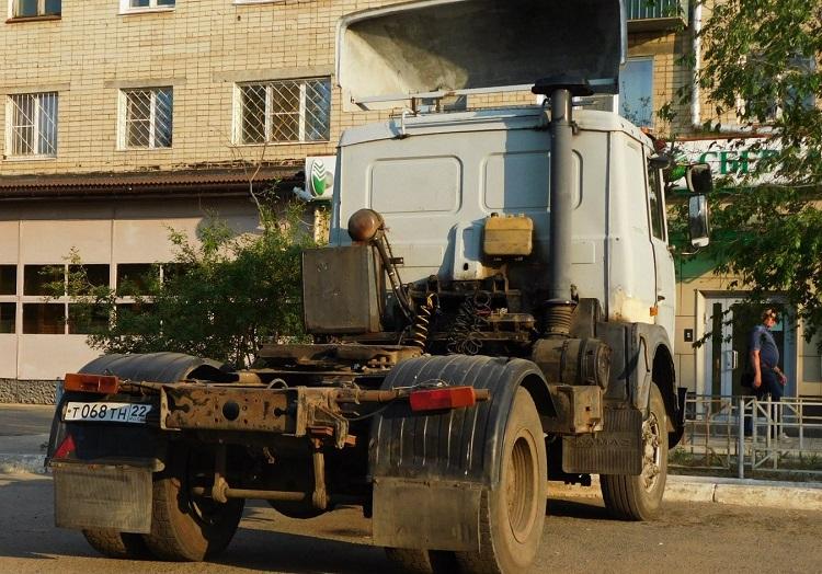 Платформа грузовика